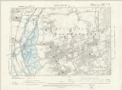 Essex LXV.SW - OS Six-Inch Map