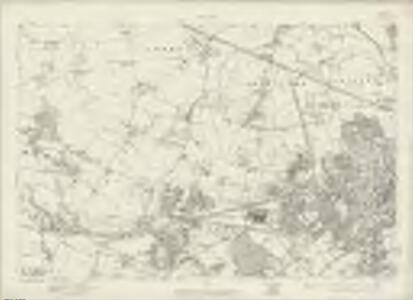 London Sheet I - OS Six-Inch Map