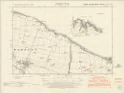 Yorkshire CXXVIII.NE &CXXIX.NW - OS Six-Inch Map