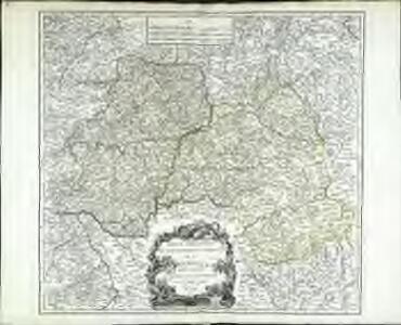 Partie orientale du gouvernement général de la Guienne