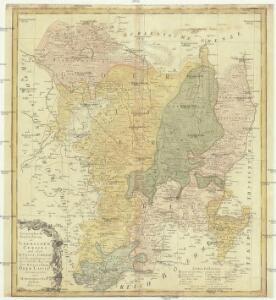 Geographische Verzeichnung des Goerlizer Creises mit dem Qveiss-Creise