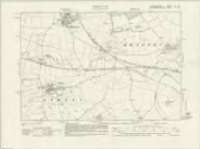 Leicestershire XLVI.SE - OS Six-Inch Map