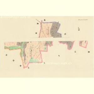 Komschin (Komssjn) - c3306-1-003 - Kaiserpflichtexemplar der Landkarten des stabilen Katasters
