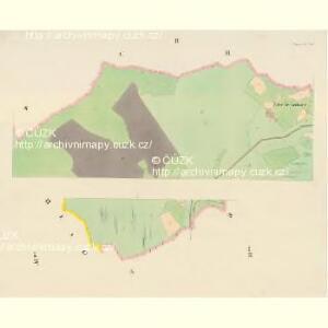 Stögenwald - c5710-2-001 - Kaiserpflichtexemplar der Landkarten des stabilen Katasters