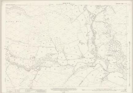 Derbyshire VI.8 (includes: Hope Woodlands) - 25 Inch Map