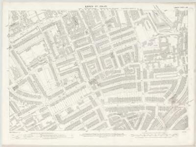 London VI.98 - OS London Town Plan