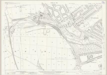 Yorkshire CCLXXVI.7 (includes: Adwick Le Street; Brodsworth) - 25 Inch Map