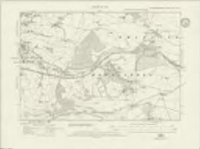 Gloucestershire XXVII.SW - OS Six-Inch Map