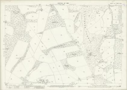 Sussex XXII.3 (includes: Lurgashall; North Chapel; Petworth; Tillington) - 25 Inch Map
