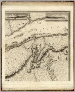(This Topographical map of the Province of Lower Canada. Sheet) D.