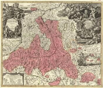 S. R. I. Principatus et Archiepiscopatus Salisburgensis