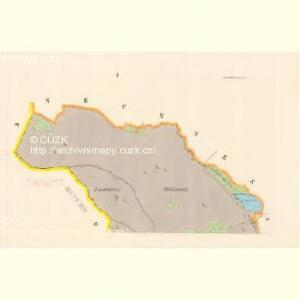 Hirschfeld - c5991-2-001 - Kaiserpflichtexemplar der Landkarten des stabilen Katasters