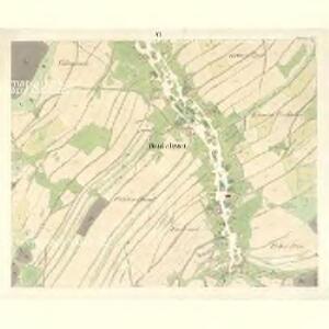 Rudelzau (Rudlawic) - m2640-1-006 - Kaiserpflichtexemplar der Landkarten des stabilen Katasters