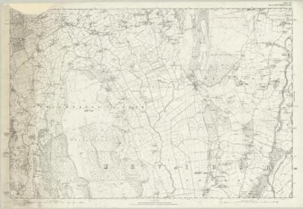 Lancashire IX - OS Six-Inch Map