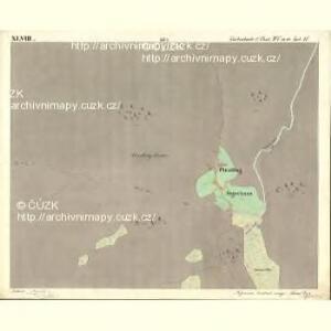 Stubenbach I. Theil - c6088-1-043 - Kaiserpflichtexemplar der Landkarten des stabilen Katasters