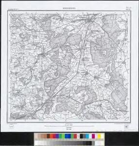 Meßtischblatt [8020] : Messkirch, 1880