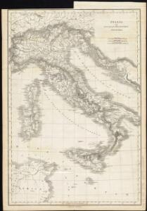 Italia cum insulis et regionibus finitimis