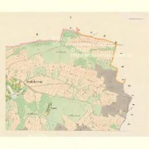 Bezdiekowetz (Bezděkowec) - c0160-1-002 - Kaiserpflichtexemplar der Landkarten des stabilen Katasters