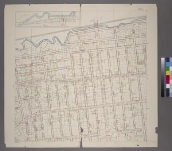 Sheet 3: Grid #8000E - 12000E, #7000N - 11000N. [Includes E. 213th Street to E. 227th Street, Williams Bridge, Bronx River to Bronxwood Avenue.]