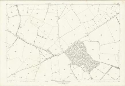 Northamptonshire XXIV.2 (includes: Arthingworth; Braybrooke; Desborough; Harrington) - 25 Inch Map