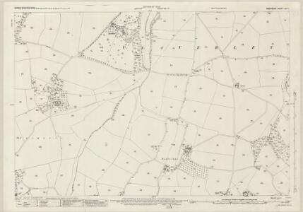 Shropshire LIX.11 (includes: Claverley) - 25 Inch Map