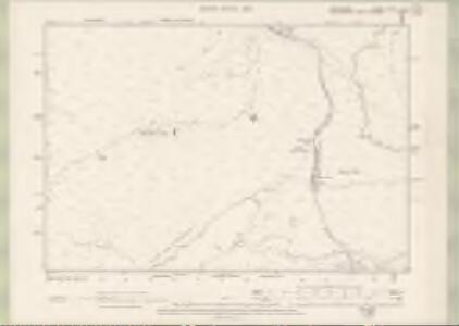 Perth and Clackmannan Sheet XXXIV.NE - OS 6 Inch map