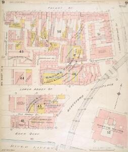 Insurance Plan of the City of Dublin Vol. 1: sheet 9