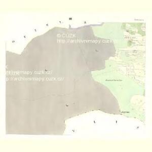 Uschau - c8276-1-003 - Kaiserpflichtexemplar der Landkarten des stabilen Katasters