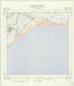 TQ91 - OS 1:25,000 Provisional Series Map
