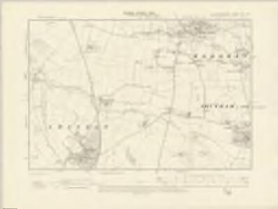 Gloucestershire XIX.SE - OS Six-Inch Map