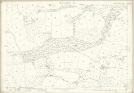 Herefordshire V.4 (includes: Brampton Bryan; Norton; Stanage; Willey) - 25 Inch Map
