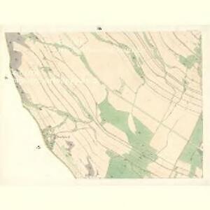 Reitendorf (Reypotin) - m2561-1-008 - Kaiserpflichtexemplar der Landkarten des stabilen Katasters