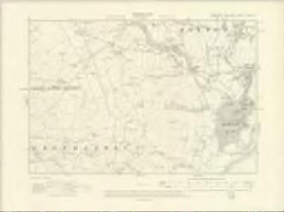 Yorkshire CLXV.SE - OS Six-Inch Map