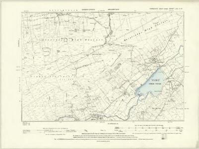 Yorkshire LXII.NE - OS Six-Inch Map