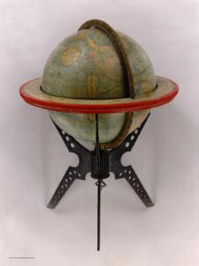 Twelve inch Globe.