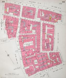 Insurance Plan of City of London Vol. III: sheet 68