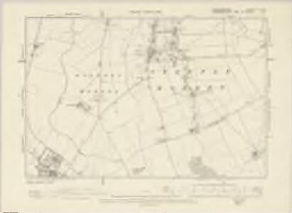 Hertfordshire IV.NW - OS Six-Inch Map