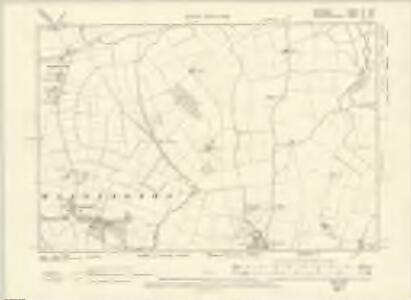 Berkshire VII.SW - OS Six-Inch Map