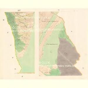 Welka - m3303-1-005 - Kaiserpflichtexemplar der Landkarten des stabilen Katasters