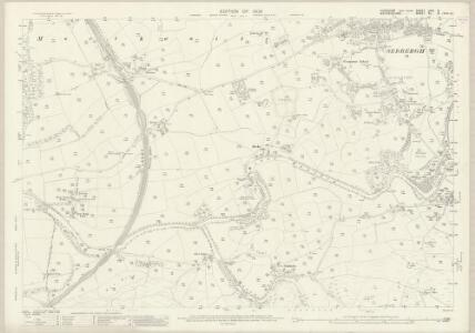 Yorkshire LXIII.3 (includes: Dent; Middleton; Sedbergh) - 25 Inch Map