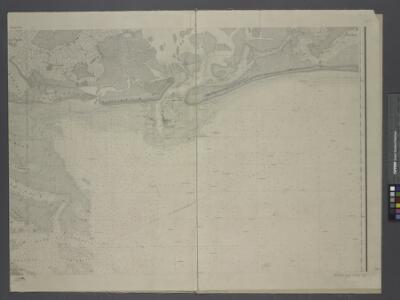 Map of New-York Bay and Harbor and the environs / founded upon a trigonometrical survey under the direction of F. R. Hassler, superintendent of the Survey of the Coast of the United States; triangulation by James Ferguson and Edmund Blunt, assistants; the hydrography under the direction of Thomas R. Gedney, lieutenant U.S. Navy; the topography by C. Renard and T.A. Jenkins assists.