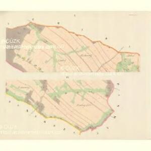 Kermelin - m1363-1-001 - Kaiserpflichtexemplar der Landkarten des stabilen Katasters
