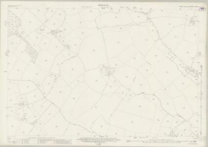 Essex (New Series 1913-) n XIV.10 (includes: Debden; Thaxted; Wimbish) - 25 Inch Map