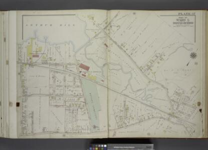 Part of Ward 5. [Map bound by Arthur Kill, Arthur     Kill Road (Fresh Kills RD), Richmond Valley Road, Madsen Ave, Butler St, Weiner  St, Cole St, Winans St, Staten Island Rail Road, Amboy Road, Barnard Ave (James  St)]