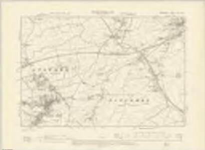 Somerset LXV.NW - OS Six-Inch Map