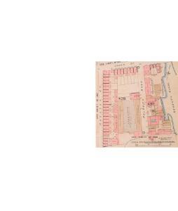 Insurance Plan of London Vol. xi: sheet 383-4
