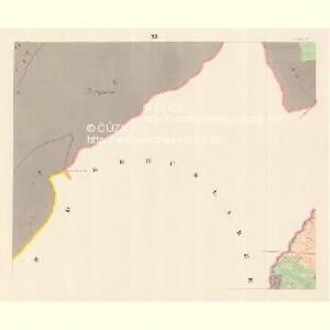 Laucžka - m1610-1-010 - Kaiserpflichtexemplar der Landkarten des stabilen Katasters