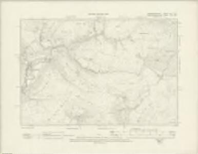 Merionethshire XLIII.NW - OS Six-Inch Map