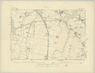 Staffordshire LV.NE - OS Six-Inch Map