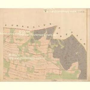 Langstrobnitz - c1135-1-002 - Kaiserpflichtexemplar der Landkarten des stabilen Katasters